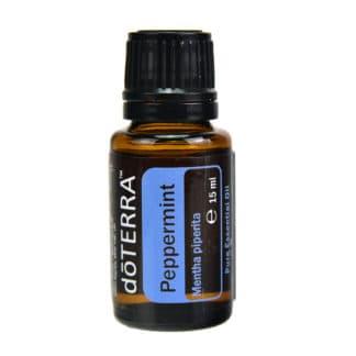 Ulei Esential Peppermint (menta), 15 ml, DōTerra