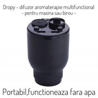 Difuzor Aromoterapie Multifunctional pentru Masina sau Birou
