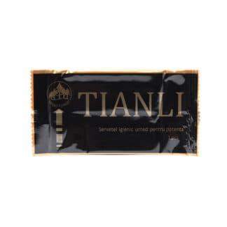 Tianli Servetele Umede pentru Potenta, 1 buc, Sanye Intercom
