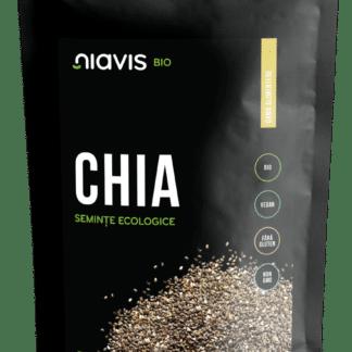 Seminte de Chia Ecologice/BIO 125g, Niavis