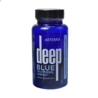 Deep Blue Polyphenol Complex, 60 cps, DōTerra