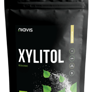 Xylitol Pulbere Ecologica/BIO 250g, Niavis