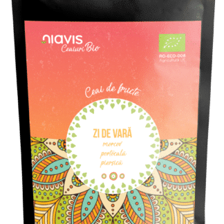 "Ceai Ecologic/BIO ""Zi de Vara"" 50g, Niavis"
