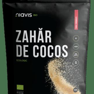 Zahar de Cocos Ecologic/BIO 250g, Niavis