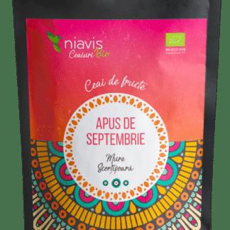 """Ceai Ecologic/BIO """"Apus de septembrie"""" 50g, Niavis"""