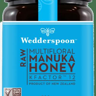Miere de Manuka KFactor 12 RAW 500g, Wedderspoon
