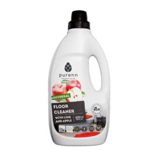Detergent Universal pentru Pardoseli cu Mere si Lime ECO 1L, Purenn