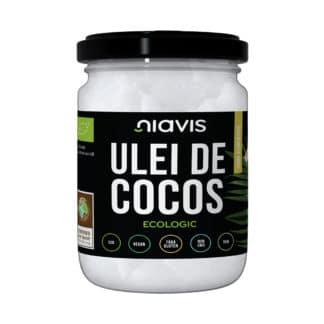 Ulei de Cocos Extra Virgin Ecologic/BIO 460g/500ml, Niavis