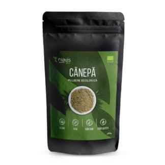 Canepa pulbere Ecologica/BIO 250g, Niavis