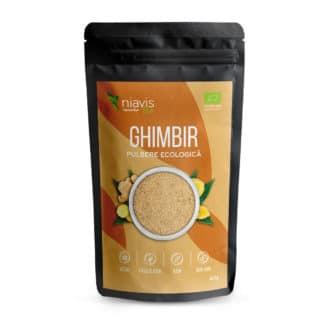 Ghimbir pulbere Ecologica/BIO 60g, Niavis