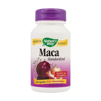 Maca Nature's Way, 60 cps, Secom
