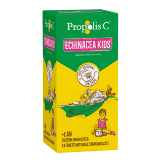 Propolis C plus Echinacea Kids Sirop, 150 ml, Fiterman Pharma