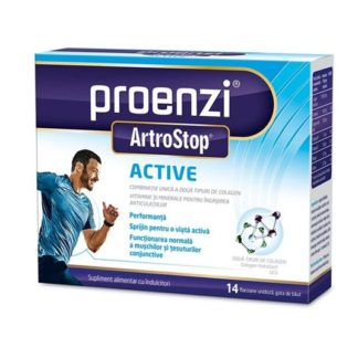 Proenzi ArtroStop ACTIVE, 14 flacoane Unidoza, Walmark