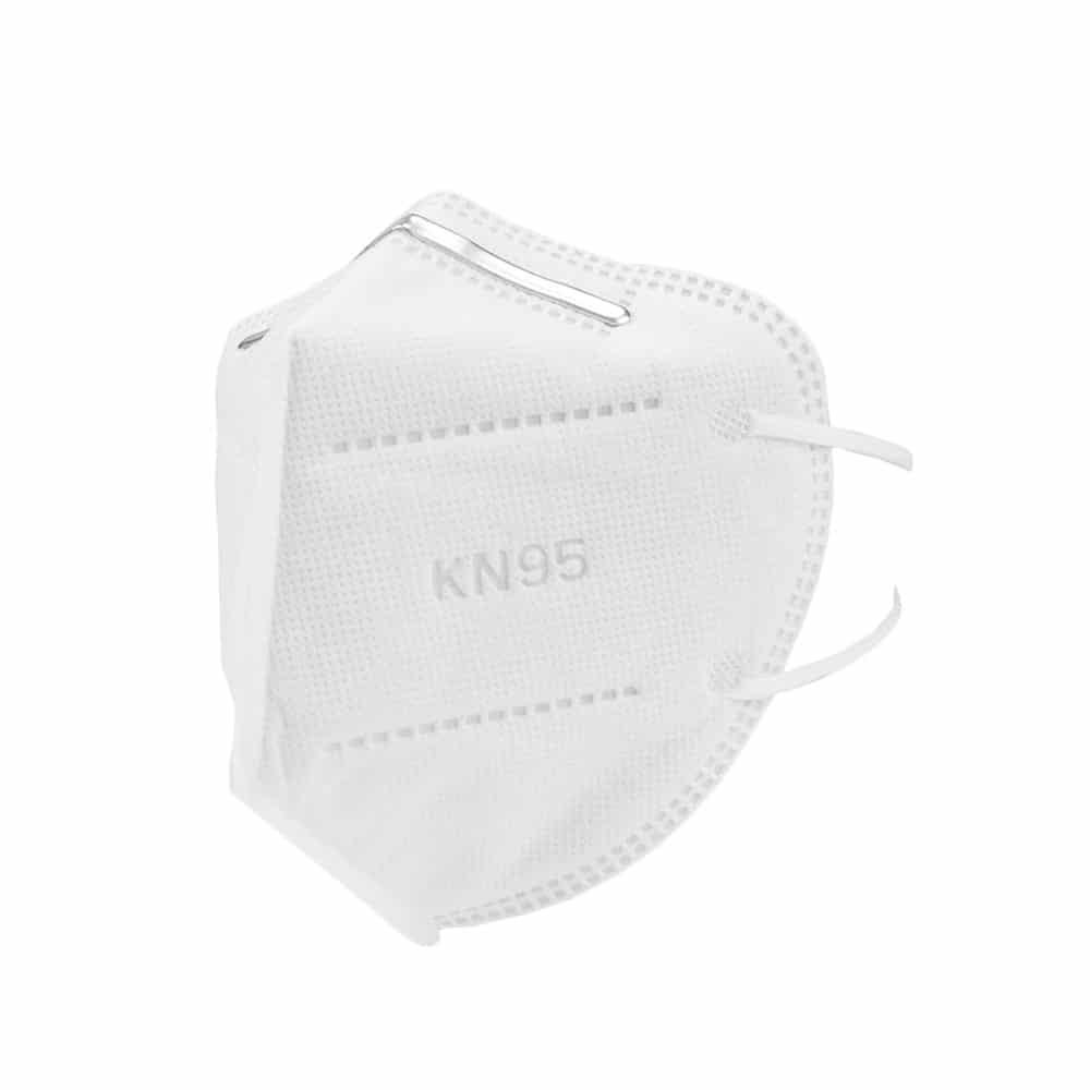 Masca faciala KN95 cu filtru protectie FFP2