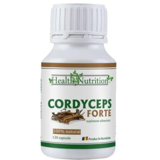 Cordyceps Extract Forte, 120 cps, Health Nutrition