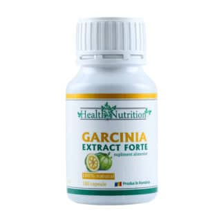 Garcina Extract Forte, 180 cps, Health Nutrition