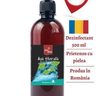 Lotiune igienizanta cu alcool, 500 ml, Nera Plant