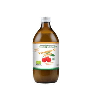 Vitamina C lichidă Bio, 500 ml, Health Nutrition