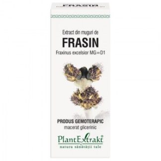 Extract din muguri de FRASIN, 50 ml, Plant Extrakt