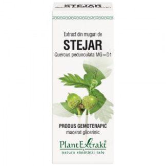Extract din muguri de STEJAR, 50 ml, Plant Extrakt