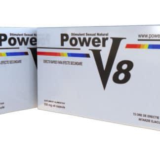 Power V8, 4 cps, Laboratoarele Medica