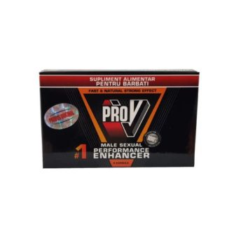 PRO V, 4 cps, Sichaun Weilong Pharmaceutical