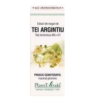 Extract din muguri de TEI ARGINTIU, 50 ml, Plant Extrakt