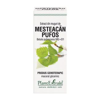 Extract din muguri de MESTEACAN PUFOS, 50 ml, Plant Extrakt