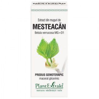 Extract din muguri de MESTEACAN, 50 ml, Plant Extrakt