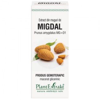 Extract din muguri de MIGDAL, 50 ml, Plant Extrakt