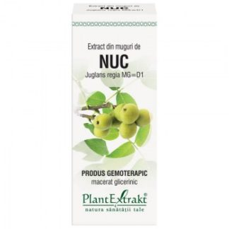 Extract din muguri de NUC, 50 ml, Plant Extrakt