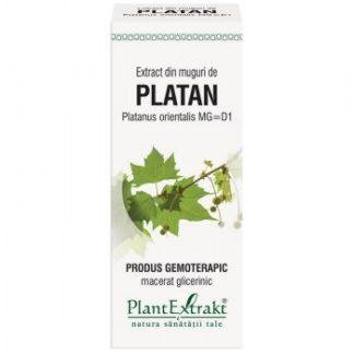 Extract din muguri de PLATAN, 50 ml, Plant Extrakt