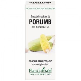 Extract din radicele de PORUMB, 50 ml, Plant Extrakt
