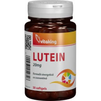Luteina 20 mg, 30 cps, Vitaking
