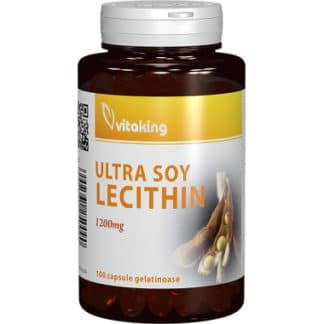 Lecitina Forte 1200 mg, 100 cps, Vitaking