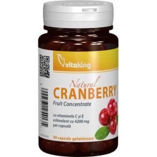 Extract de merisor (afin rosu), 90 cps, Vitaking