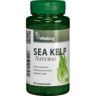 Alga marina (Sea Kelp) 30mg, 90 cpr, Vitaking