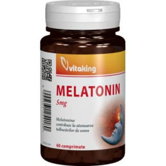 Melatonina, 5mg, 60 cpr, Vitaking