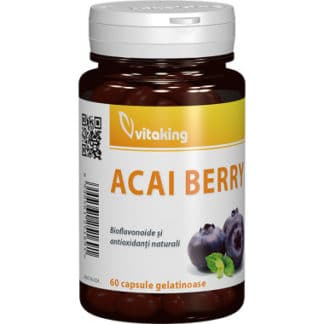 Acai berry, 60 cps, Vitaking