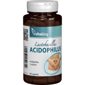 Acidophilus , 60 cps, Vitaking