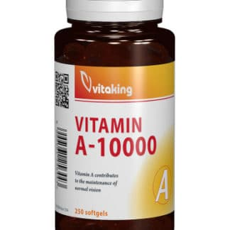 Vitamina A 10.000 UI, 250 cps, Vitaking