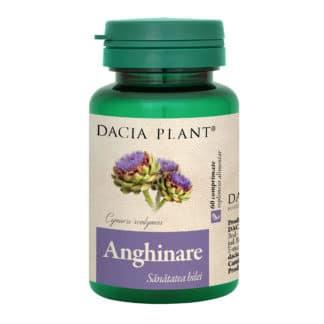 Anghinare comprimate, 60 cpr, Dacia Plant