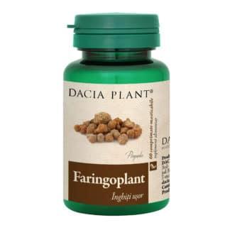 Faringoplant comprimate masticabile, 60 cpr, Dacia Plant