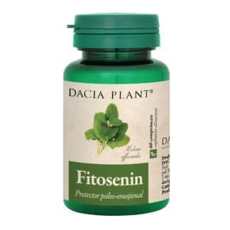 Fitosenin comprimate, 60 cpr, Dacia Plant