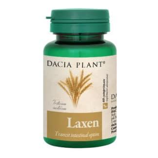 Laxen comprimate, 60 cpr, Dacia Plant