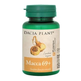 Macca 69+ comprimate, 60 cpr, Dacia Plant