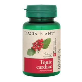 Tonic Cardiac comprimate, 60 cpr, Dacia Plant