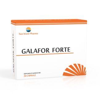 Galafor Forte, 30 cps, Sun Wave Pharma