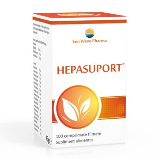 Hepasuport, 100 cpr, Sun Wave Pharma