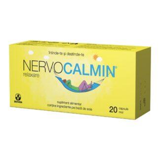 Nervocalmin Relaxare, 20 cps, Biofarm